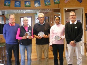Championnat départemental du Cantal de Pitch and Putt à Mauriac